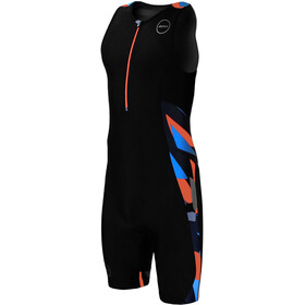 Zone3 Activate Plus Triathlon-puku Miehet, midnight camo